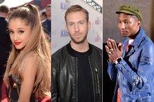 Calvin Harris feat Ariana Grande & Pharrell - Heatstroke (piesa noua)