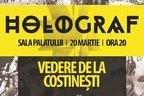 Holograf duce concertul Vedere de la Costinesti in intreaga tara