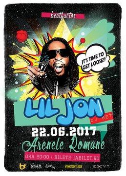 Concert LIL Jon in premiera in Romania