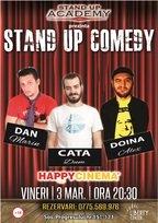 STAND UP COMEDY - Comedia Salveaza Romania