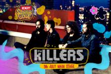 The Killers – headlineri in Ziua Zero la EXIT Festival!