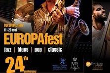 EUROPAfest 2017 la Bucurest si Sibiu intre 11-20 mai