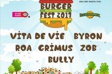 Burgerfest 2017 - line-up