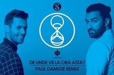 Paul Damixie - De unde vii la ora asta (remix)