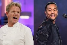 John Legend pune injuraturile lui Gordon Ramsay pe muzica (video)