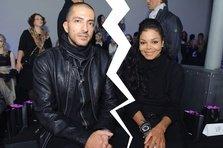 Janet Jackson s-a despartit de miliardarul arab