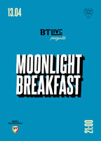Moonlight Breakfast live in Club Control