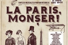 "CONCURS: Castiga o invitatie dubla la ""La Paris, Monser"""