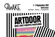 ARTDOOR, concurs international si tabara de creatie pentru instalatii artistice de mari dimensiuni la festivalul AWAKE