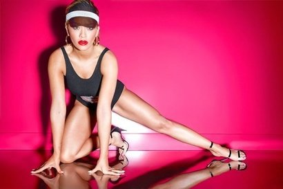 Rita Ora, hot si fit in Shape Magazine (galerie foto)
