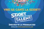 Sziget Talent Romania da startul pentru inscrieri