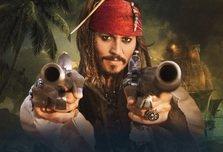 Jack Sparrow, din nou la cinema, pe urmele celui mai aiurit si mai amuzant pirat