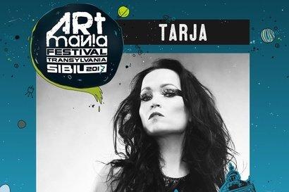 Tarja, Beyond the Black si Walkway, noile nume confirmate la ARTmania 2017