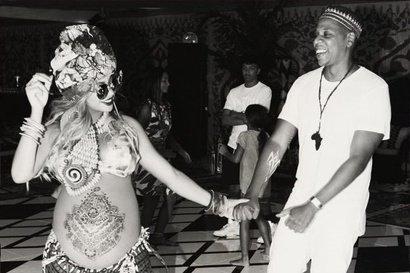 Reuniune Destiny's Child la petrecerea lui Beyonce pentru gemeni (galerie foto)