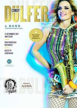 Regal pop-jazz-funk cu Candy Dulfer, in premiera la Bucuresti