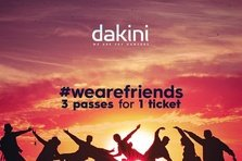 Ce poti face la Dakini Festival in perioada 29 iunie - 2 iulie 2017