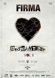 FiRMA lanseaza un nou album: Descantece - Vol. II