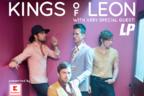 O luna pana la concertul Kings Of Leon
