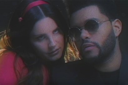 Lana del Rey - Lust for Life feat. The Weeknd (videoclip nou)