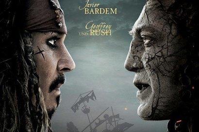 CONCURS: Castiga un set de 2 pahare Piratii din Caraibe - Salazar's Revenge