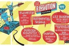 Revolution Festival 1-2 iunie, Timisoara