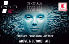 Regal trance la TimeShift Bucharest Music Festival