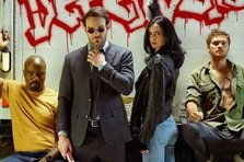 Serial nou: The Defenders