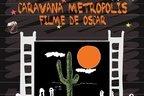 Caravana Metropolis la Arad - filme de Oscar in aer liber in parcul Mihai Eminescu