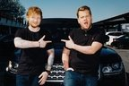Ed Sheeran se indoapa cu ciocolata la Carpool Karaoke (video)