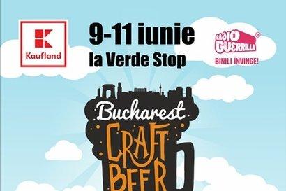 Peste 70 de tipuri de bere si cidru la Bucharest Craft Beer Festival