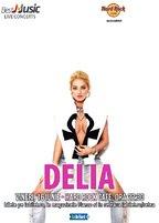 Concert Delia pe 16 iunie la Hard Rock Cafe din Bucuresti