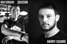 Daxson & Harry Square - Raker (piesa noua)