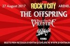Rock the City 2017 - The Offspring, Bullet for My Valentine