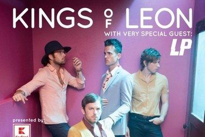10 lucruri despre concertul Kings of Leon