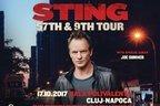 Sting in concert la Cluj- Napoca