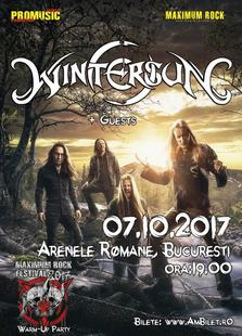Wintersun, in premiera la Bucuresti