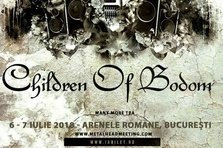 Children Of Bodom canta la Metalhead Meeting Festival 2018