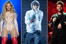 Beyonce, Eminem si The Weeknd canta la Coachella 2018