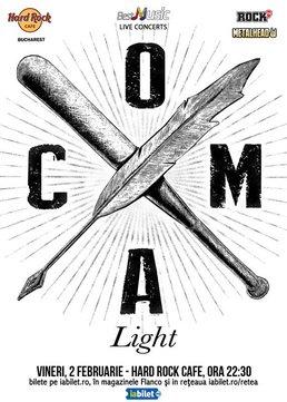 Coma Light - Concert Acustic la Hard Rock Cafe