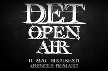 DET Open Air 2018, un nou festival in Romania