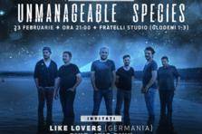 Grimus lanseaza albumul Unmanageable Species
