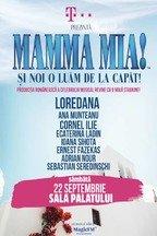 Musicalul Mamma Mia! – din nou la Sala Palatului, pe 22 si 23 septembrie