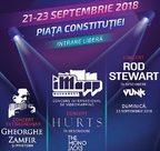 Rod Stewart, Hurts si Gheorghe Zamfir in concert la Zilele Bucurestiului 2018