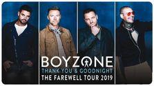 Boyzone anunta inceperea unui turneu de adio si lansarea ultimului lor album