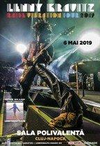 Lenny Kravitz din nou in Romania – concertul din Cluj-Napoca va avea loc in 2019