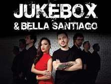Concert Jukebox & Bella Santiago la Hard Rock Café