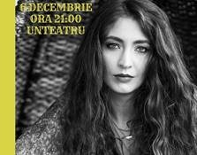 Ligia Hojda in concert la UNTEATRU