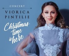 Concert Christmas Time Is Here la Teatrul National Bucuresti