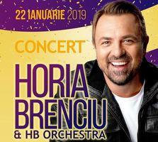 Horia Brenciu & HB Orchestra in concert la Beraria H