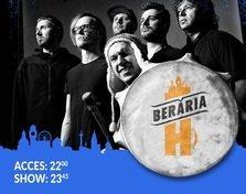 Concert Zdob si Zdub in februarie la Beraria H
